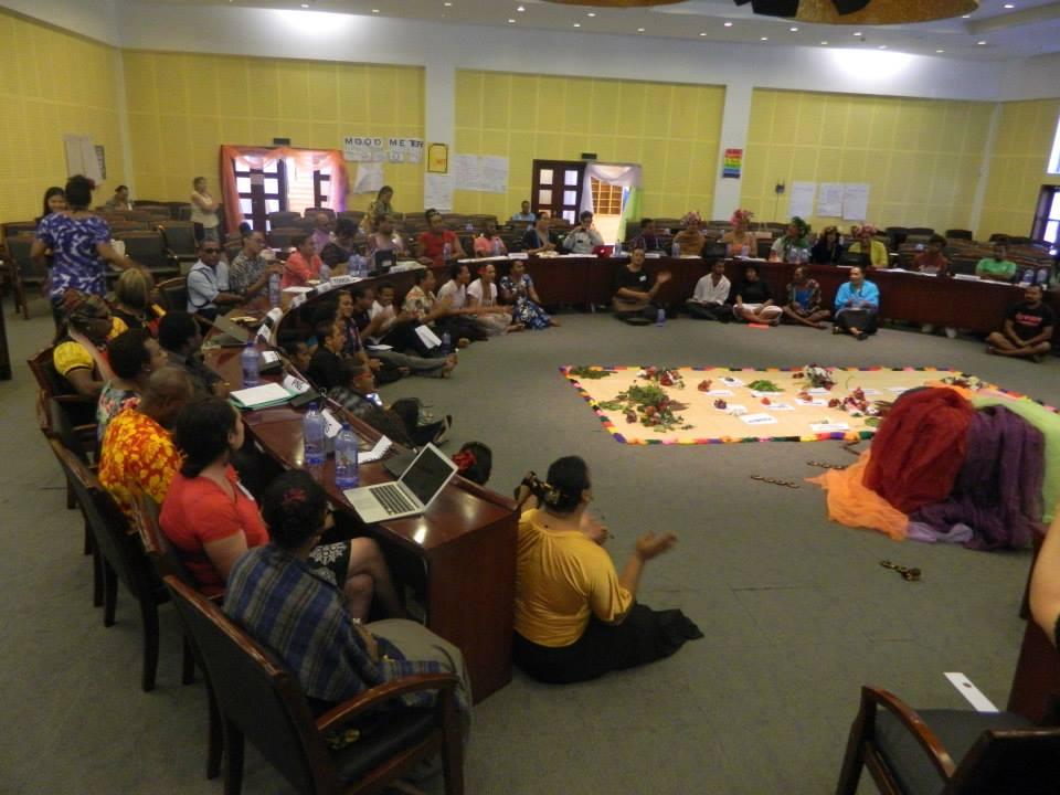 Pacific activists convene