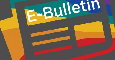 New e-bulletin, take a look at our latest activities