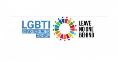 Ensuring Inclusion of LGBTI People in COVID-19 Response Efforts
