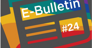 Good news: our latest e-bulletin is out!