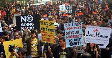 The struggle against Section 377 Myanmar Penal Code: A viewpoint from India